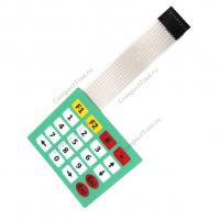 Клавиатура мембранная 4х5 кнопки