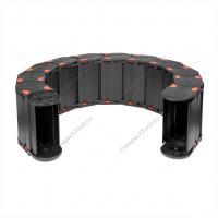 Гибкий защитный кабельный трак PowerLine MP 52.5 121 RV200 1001мм
