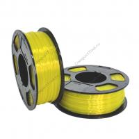 Geek Filament PETG. Sun Shine Transparent / Солнечный свет светопропускающий / 1.75 мм