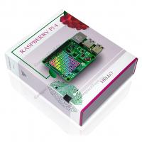 Raspberry Pi Hello - набор для изучения (RPi4 4GB)