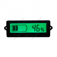 Вольтметр-тестер для аккумуляторов BW-LY6S