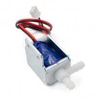 Клапан электронный нормально закрытый с креплениями VALVE NC13961 12V