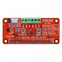 ADS1115 модуль Raspberry Pi