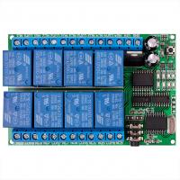 Модуль реле 8 каналов с управлением DTMF