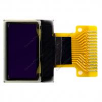 """Монохромный OLED дисплей 0,49"""" I2C 64х32 пикселя"""
