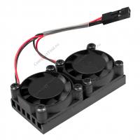 Радиатор двойной для Raspberry Pi3 B+