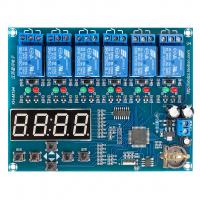 Реле времени XH-M194 для управления нагрузкой, пятиканальное