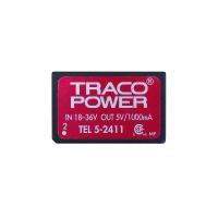 Преобразователь DC-DC TRACO POWER TEL 5-2411