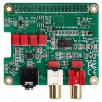 Плата расширения HiFi аудио ЦАП на чипе PCM5122
