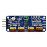 Модуль управления 16 сервами через I2C интерфейс
