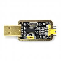 Преобразователь USB-UART на микросхеме CH340