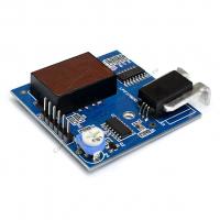 Цифровой амперметр на основе датчика Холла 0-30A