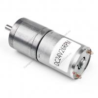 Мотор-редуктор JGA25-370B 24В 1:226 26 об/мин