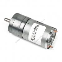 Мотор-редуктор JGA25-370B 24В 1:226 620 об/мин