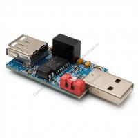 Модуль гальванической развязки USB