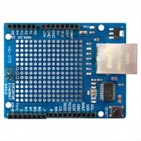 Шилд Ethernet ENC28J60 для Arduino UNO