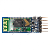 Модуль Bluetooth HC-05 чип BC417, master+slave режим, c кнопкой