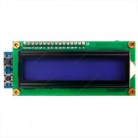 USB2LCD дисплей символьный 1602 с USB интерфейсом