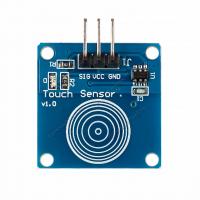 Цифровой модуль Сенсорный емкостной 24*24mm