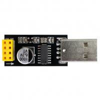 USB-UART адаптер на чипе CH340G для WIFI-контроллеров ESP-01