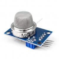 Датчик газа MQ-6 для Arduino (природные газы, метан)