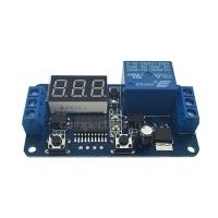 Модуль одноканального управляемого реле задержки включения или отключения с таймером 0-999 секунд