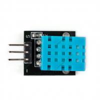 Модуль с датчиком температуры и влажности DHT11 цифровой