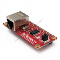 Ethernet адаптер для Raspberry Pi на ENC28J60