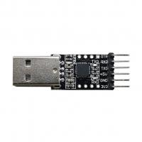 Преобразователь интерфейсов USB в TTL-UART на чипе CP2102 c 6 контактами подключения