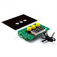 2-х канальный термостат XH-W1501