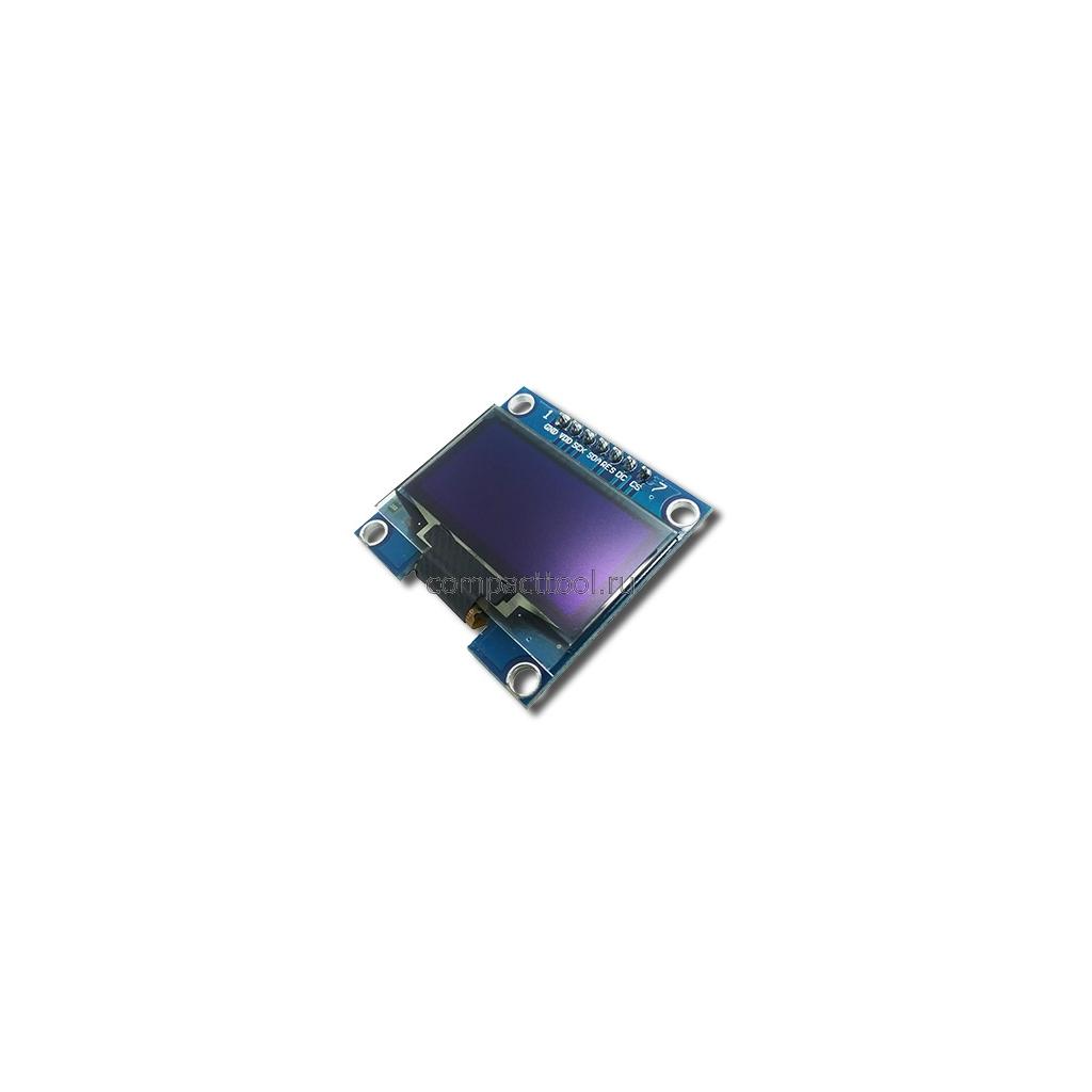 OLED дисплей 1,3 IIC