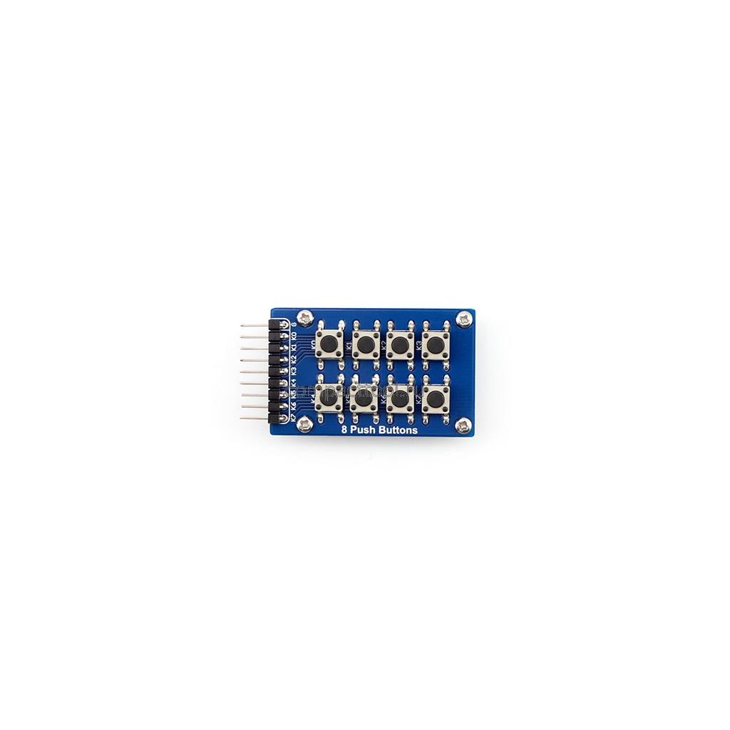 Клавиатура для ARDUINO проектов 8 Push Buttons