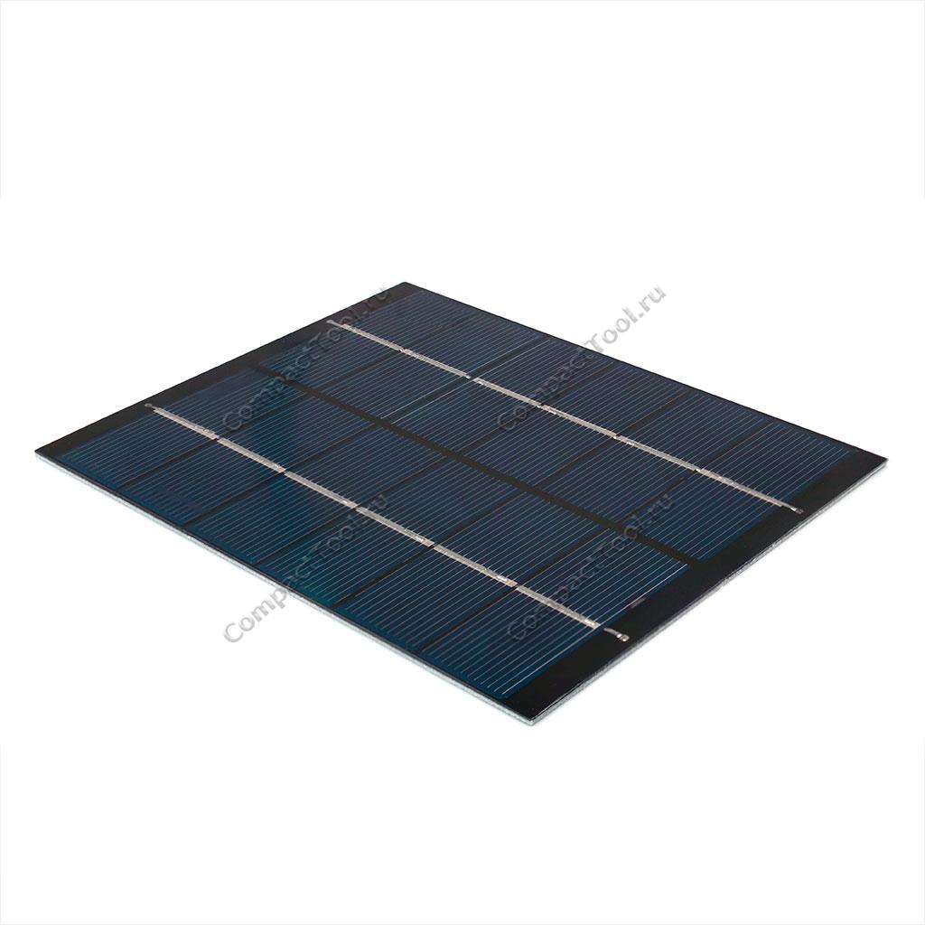 Панель солнечная 2 Вт 136 х 110мм