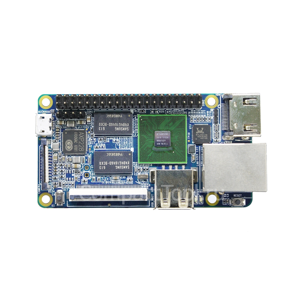 NanoPi 2 на базе процессора SAMSUNG Cortex-A9