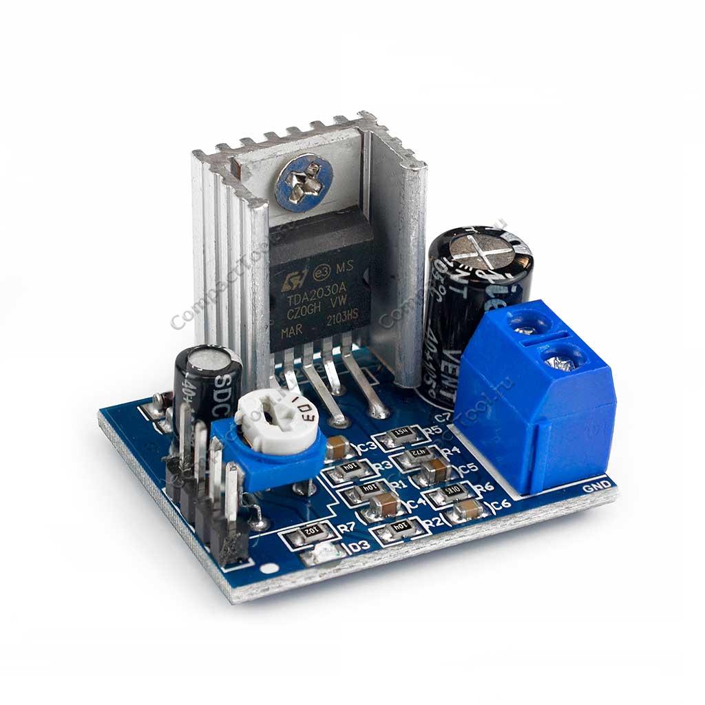 Усилитель звука TDA2030A миниатюрный