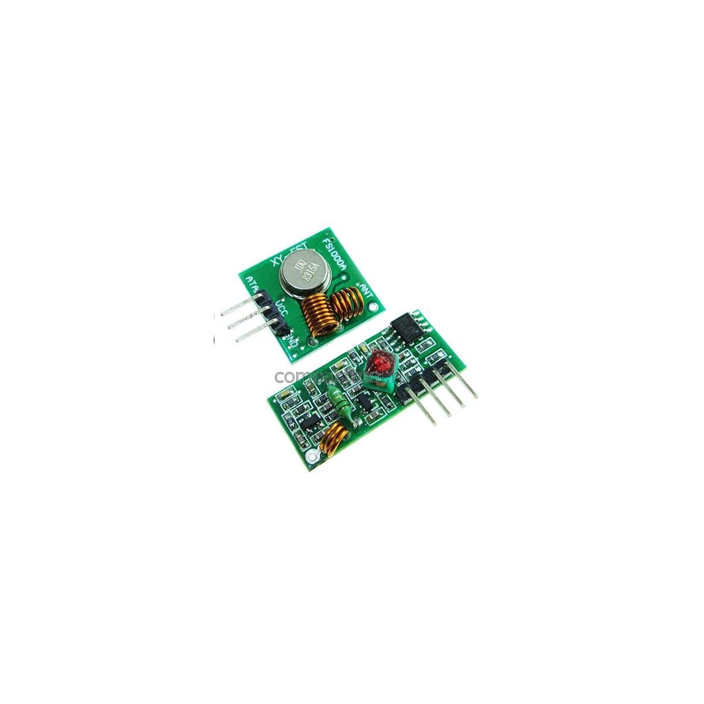 Беспроводной радиопередатчик+приемник Частота 315Mhz