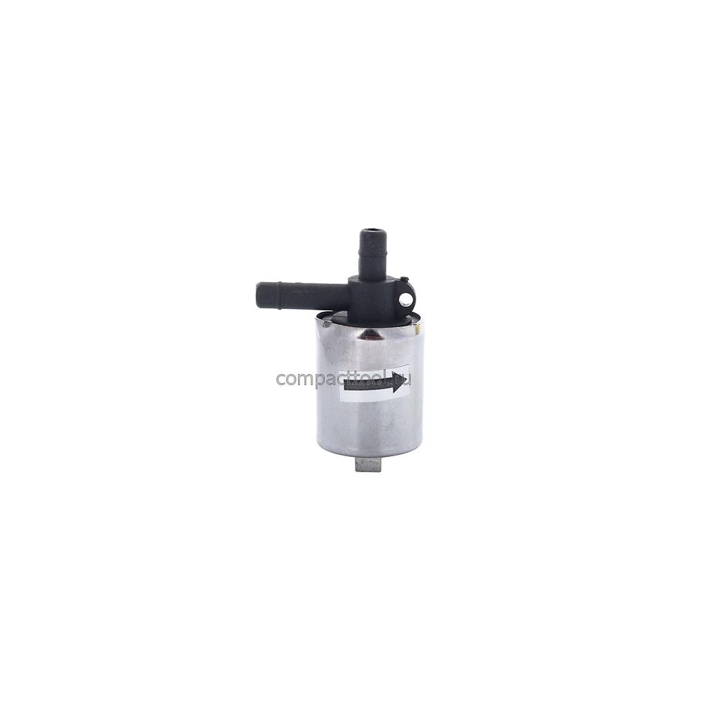 Клапан пластиковый воздушный электромагнитный 12В