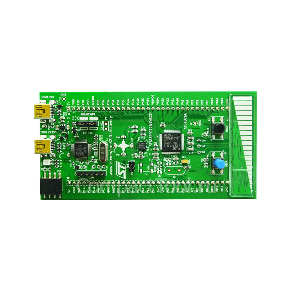 Отладочная плата STM32F072B-DISCO