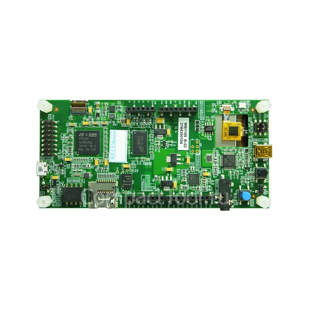 Отладочная плата STM32F469I-DISCO