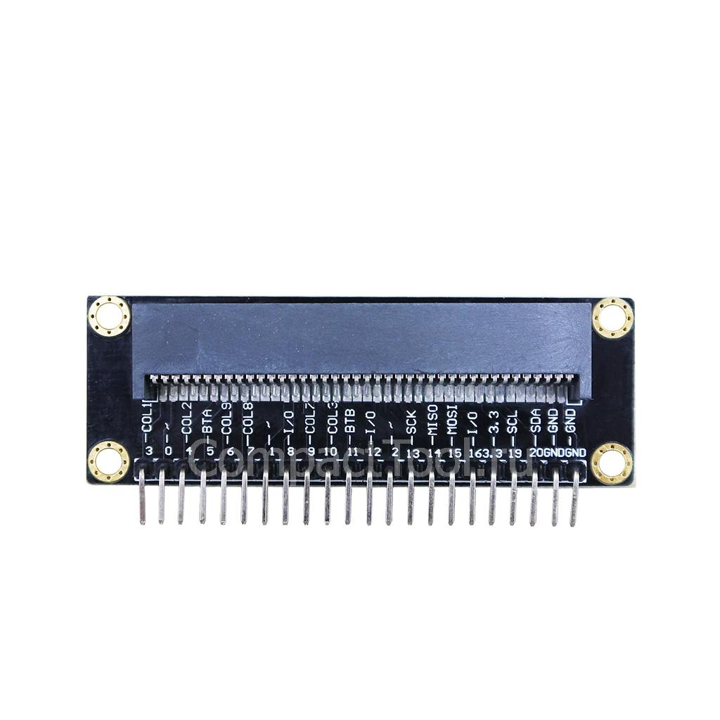 BBC Micro:bit адаптер EDGE/GPIO для периферии