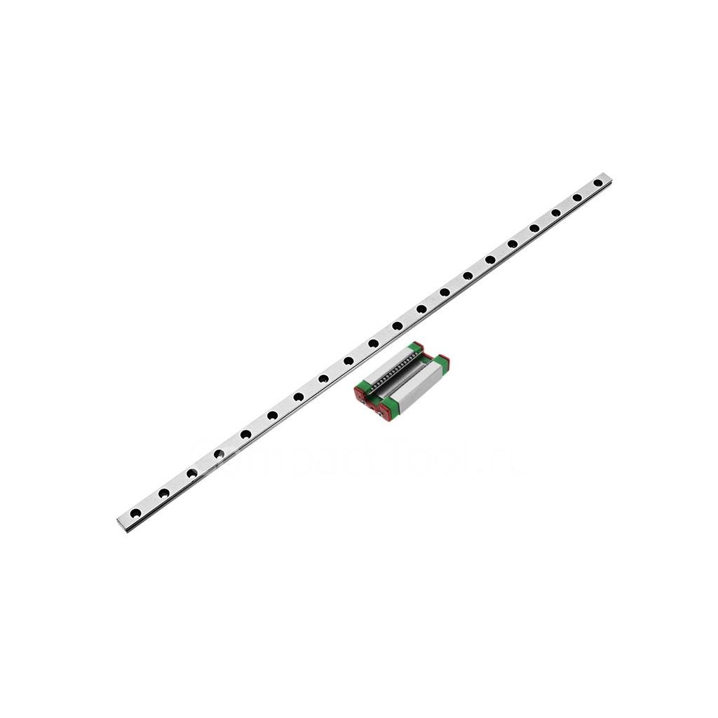Рельс линейный                                     MGN7  7мм х 300мм