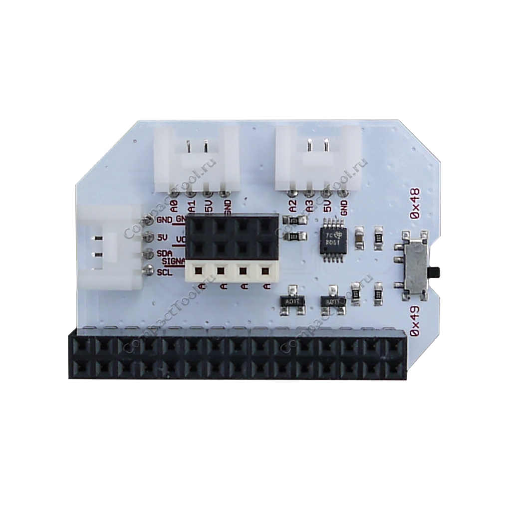 Модуль расширения Omega2 ADC модуль