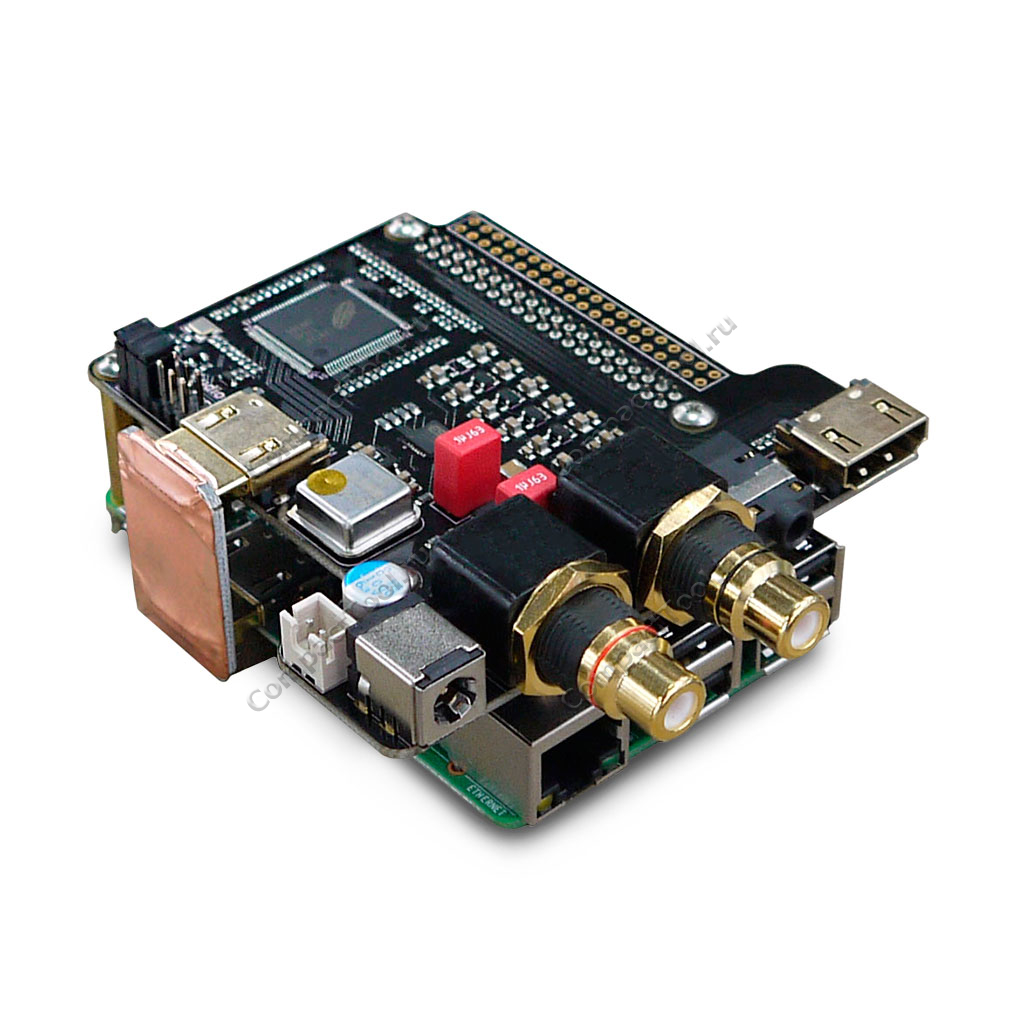 SupTronics X4000 ES9018K2M с блоком питания