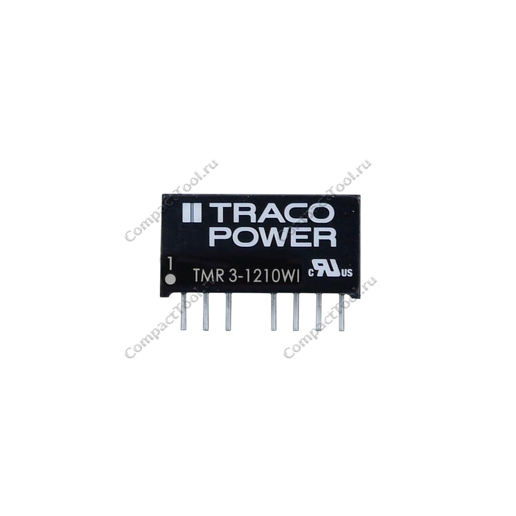DC-DC преобразователь Traco Power TMR 3-1210WI