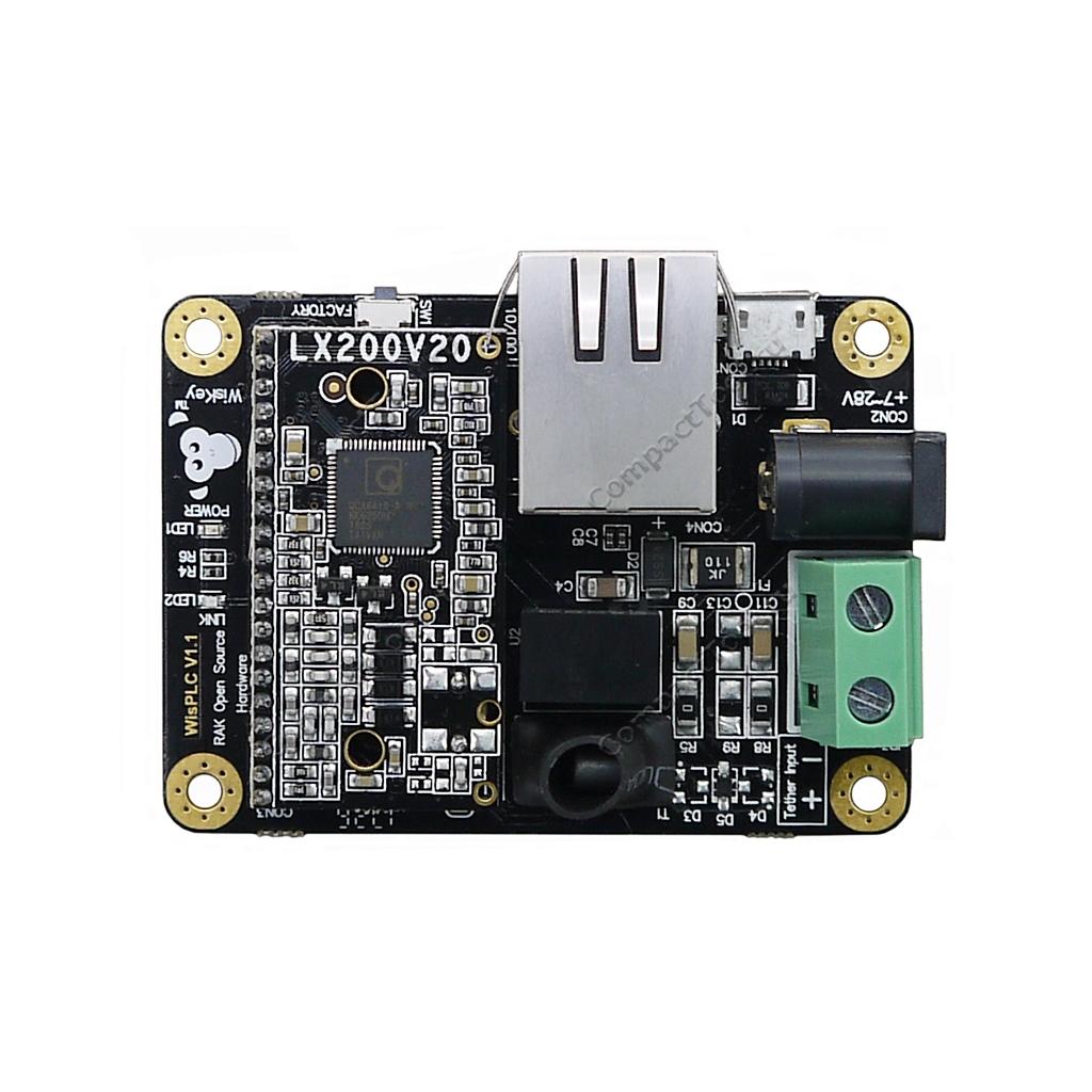 Передатчик сигнала WisPLC Homeplug AV
