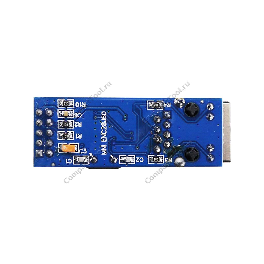 Ethernet модуль для Arduino на ENC28J60/SS