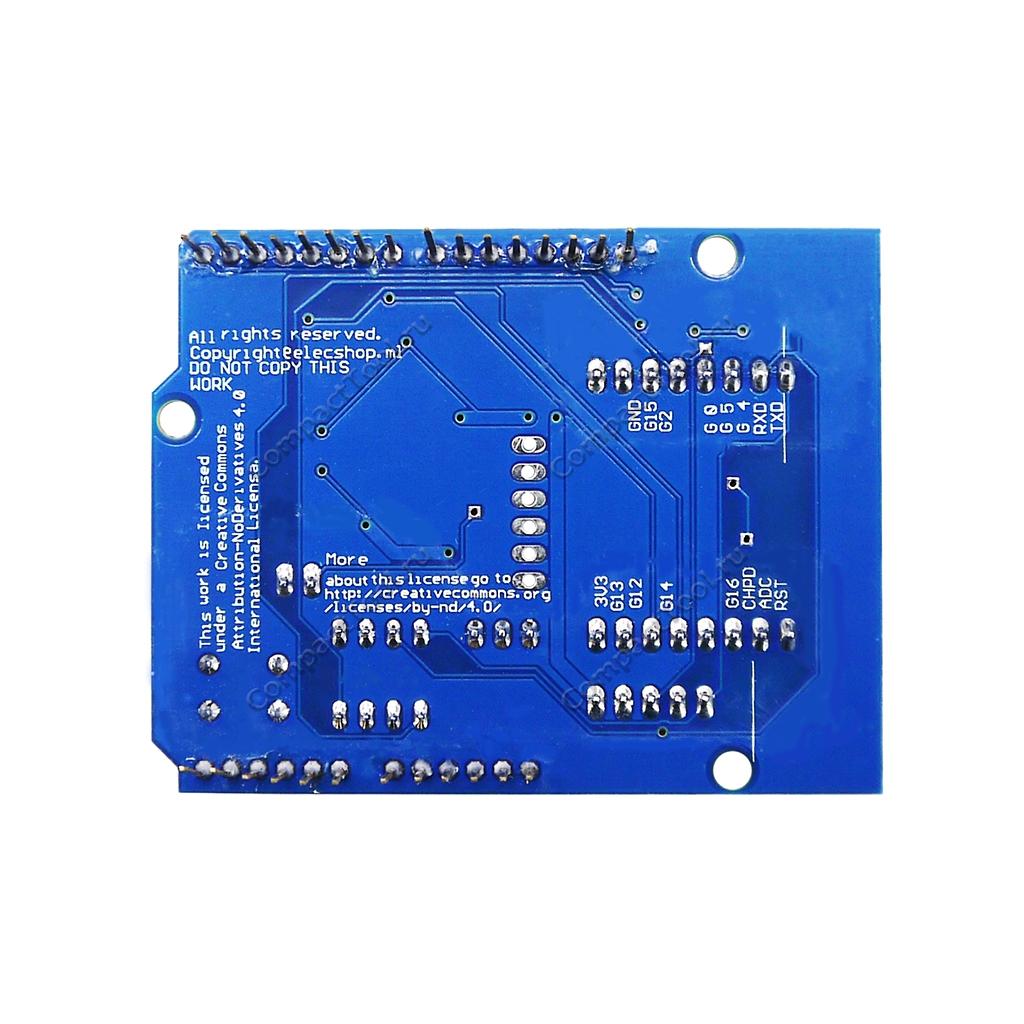 ESP8266 Arduino WiFi модуль