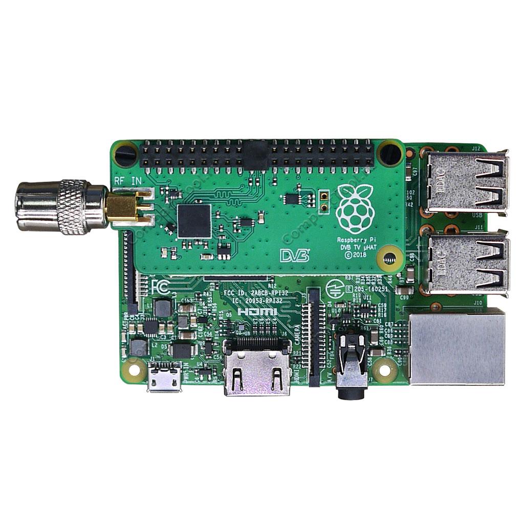 Raspberry Pi TV Hat