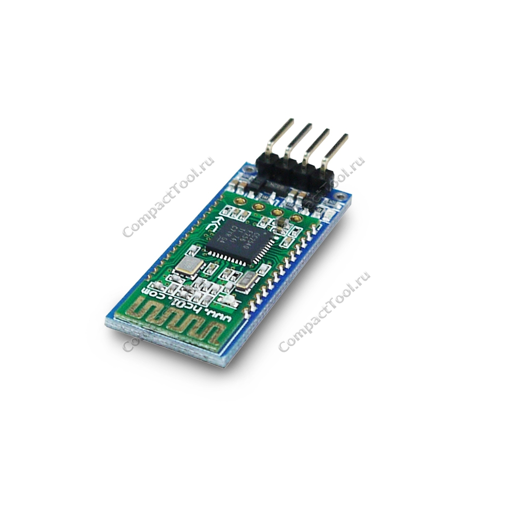 Модуль HC-08 Bluetooth 4.0 BLE, чип CC2540, master+slave режимы