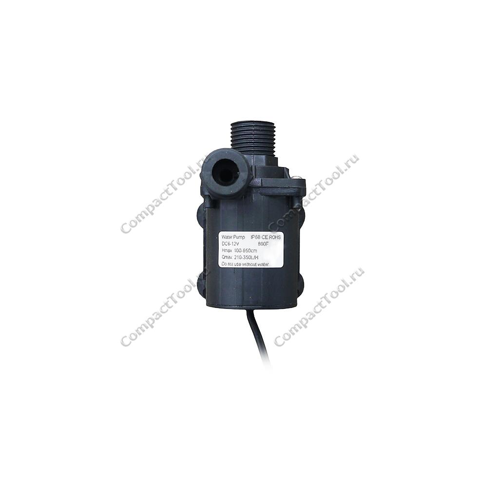 Помпа водяная JT-800F (12В 350 л/ч)